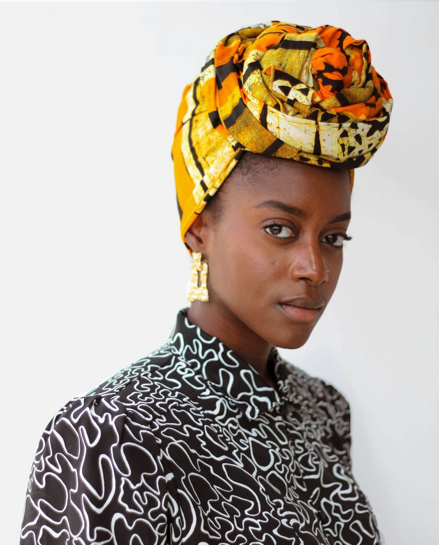 african-print-scarf